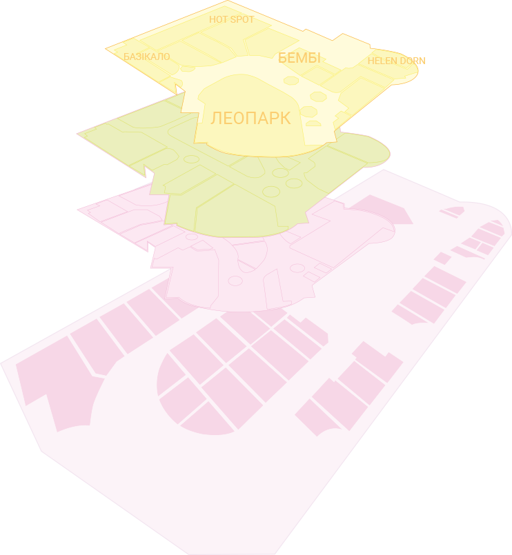 Карта ТРЦ
